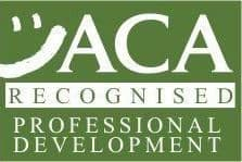 ACA recognised professional development